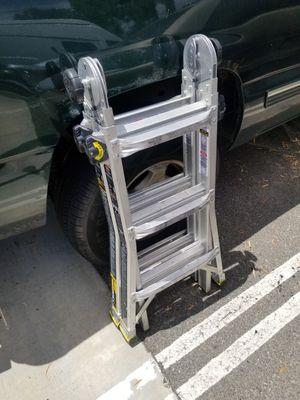 Gorilla ladder for Sale in Lake Forest, CA