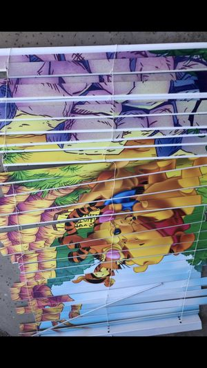 Winnie the Pooh blind for Sale in Peoria, AZ