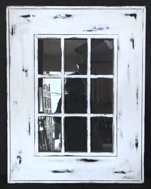 White Shabby Chic Picture Frame for Sale in Crofton, MD