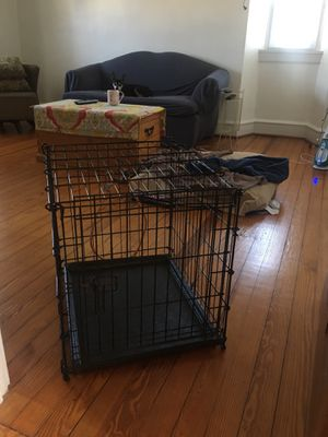 Dog crate/cage for Sale in Prospect Park, PA