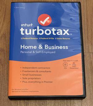 Turbo Tax Home & Business 2019 for Sale in Honolulu, HI