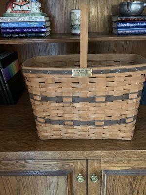 Longaberger Basket for Sale in Gaithersburg, MD