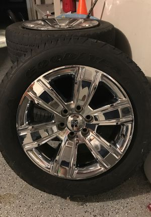 GMC wheels and tires for Sale in Las Vegas, NV