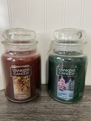 Set of 2 Yankee Candles for Sale in Columbia, MO