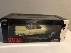 Toy model Scarface car Limited edition die cast collectible for Sale in Everett, WA