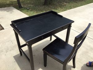 Furniture (chairs, table, desk) for Sale in Dripping Springs, TX