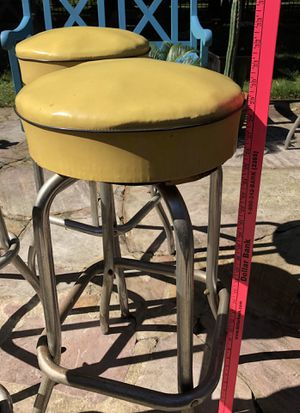 2 Counter stools. 30 inches high for Sale in Sharpsburg, PA