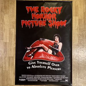 """The Rocky Horror Picture Show Fabric Poster - 24"""" X 36"""" - New for Sale in Burien, WA"""