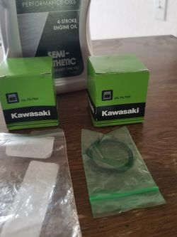 2018 Kawasaki 250 F Oil And Filters for Sale in Rochester,  WA