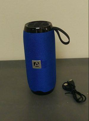 Blue Aduro Resonate Wireless portable speaker for Sale in Palm Harbor, FL