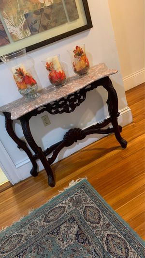 Console table for Sale in Peabody, MA