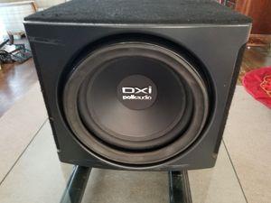 Polk Audio DXi 720 watt speaker box for Sale in San Diego, CA
