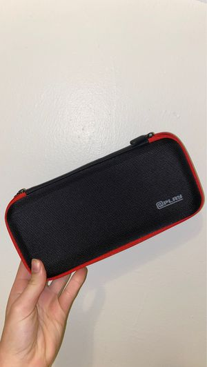 Nintendo Switch case with two games for Sale in undefined