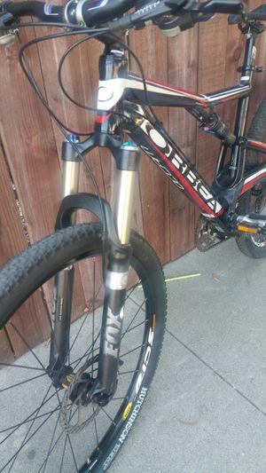 2012 orbea mountain bike full suspension fox for Sale in Los Angeles, CA