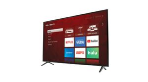 55 inch smart roku tv for Sale in Fort Worth, TX