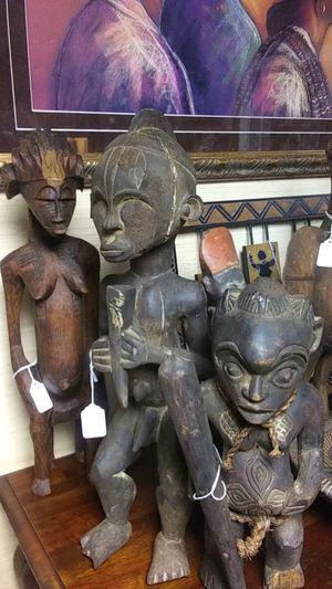 AFRICAN SATUES for Sale in Douglasville, GA