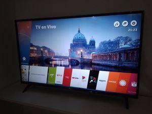 LG 4KUHD TV. 49inch for Sale in Phoenix, AZ