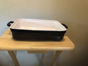 New stoneware rectangular baking pan for Sale in Mount Vernon, WA