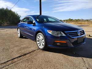 Vw cc Runs and Drive Great low miles Smog check on Hand for Sale in Apple Valley, CA