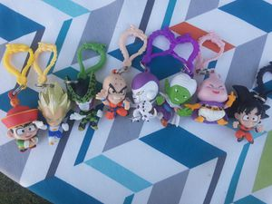 DRAGON BALL Z keychains for Sale in North Las Vegas, NV