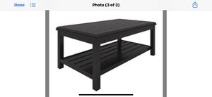 Outdoor patio coffee table for Sale in Brookshire, TX