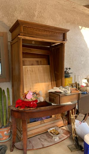 ANTIQUES FURNITURE for Sale in Wildomar, CA