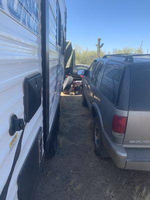 2000 Chevy Trailer Blazer for Sale in Marana, AZ
