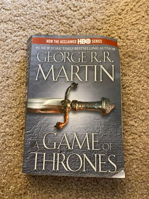 Book Game of Thrones for Sale in Austin, TX