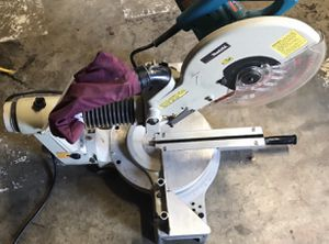 Makita miter saw for Sale in CA, US