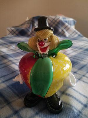 Murano Clown for Sale in Sacramento, CA