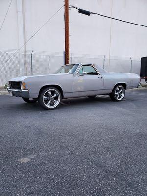 1972 Chevy El Camino 12 bolt for Sale in Santa Fe Springs, CA