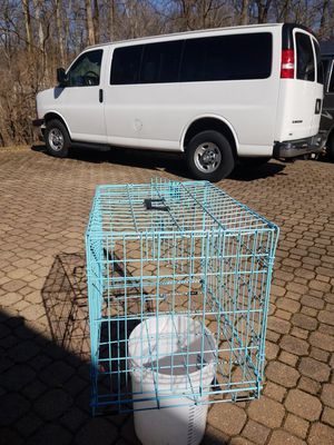 dog crate for Sale in Ellicott City, MD