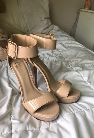 Beige Heels for Sale in Azusa, CA