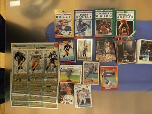 Sports cards and collectibles for Sale in McDonough, GA