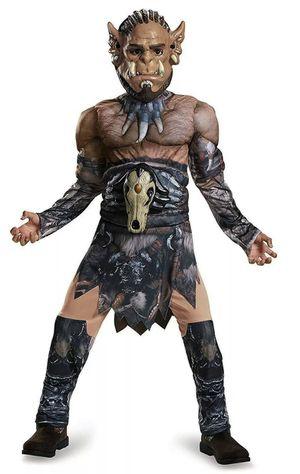 Disguise Durotan Classic Muscle Warcraft Legendary Costume, Medium/7-8. for Sale in Elizabeth, NJ