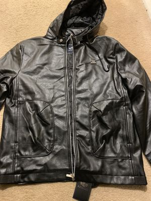 XL size Leather jacket for men for Sale in Atlanta, GA