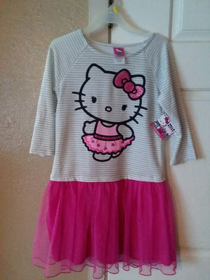 Hello kitty dress size 10-12 for Sale in Mulberry, FL
