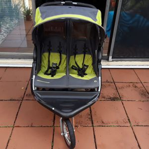 Double Jogging Stroller for Sale in Miami, FL