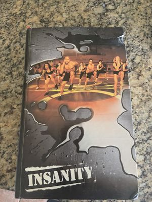 Insanity workout dvd set for Sale in Spring Valley, CA