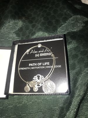 Alex and Ani energy path of life for Sale in Littleton, MA