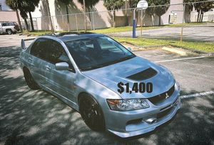 🍁$ 1,400 Selling my 2004 Mitsubishi Lancer🍁 for Sale in Garrison, MD