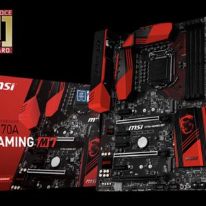 MSI Z170A Gaming M7 Motherboard for Sale in Denver, CO