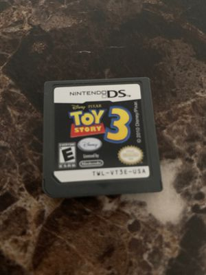 DS Game Toy Story 3 for Sale in Stafford, VA