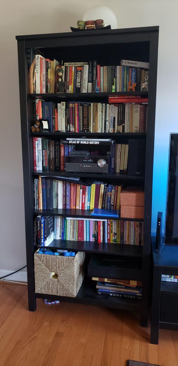 Hemnes Ikea Bookcase