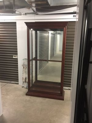 Display cabinet for Sale in Clarksburg, WV