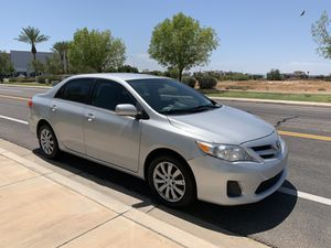 2012 Toyota Corolla for Sale in Chandler, AZ