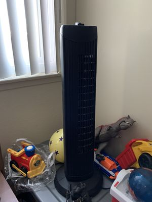 """Mainstays 28"""" TOWER FAN for Sale in San Diego, CA"""