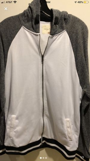 Nice sovereign code Jacket hoodie XL for Sale in NO POTOMAC, MD