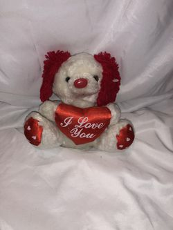 I Love You Teddy Bear  for Sale in Phoenix, AZ