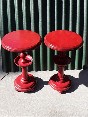 End tables for Sale in Fife Lake, MI